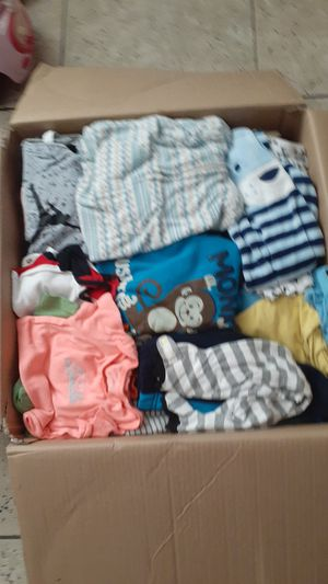 Baby boys clothes for Sale in Los Angeles, CA