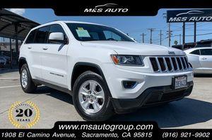 2014 Jeep Grand Cherokee for Sale in Sacramento, CA