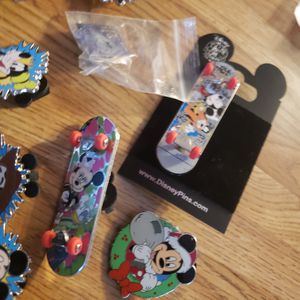 Disneyland pins from 2009 for Sale in East Wenatchee, WA