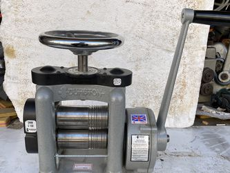 Durston DRM C130 Mm Rolling Mill Reduction Gear for Sale in Los Angeles,  CA