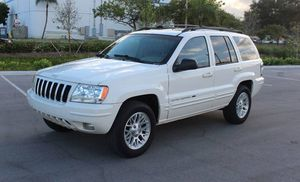 Beautiful O4 Jeep SUV Grand Cherokee Great for Sale in Lubbock, TX
