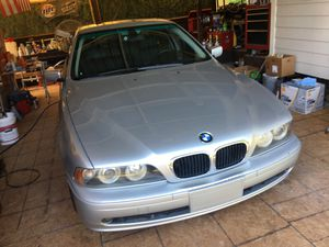 Bmw 2002 530i for Sale in Anthony, FL