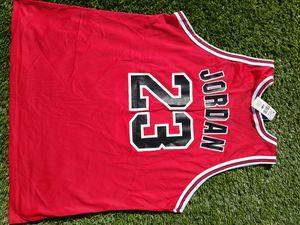 Brand New 23 Michael Jordan Chicago Bulls jersey for Sale in West Palm Beach, FL