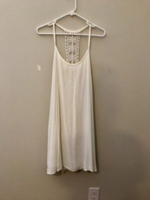 White Swing Dress with Embroidery — XL for Sale in Round Rock, TX