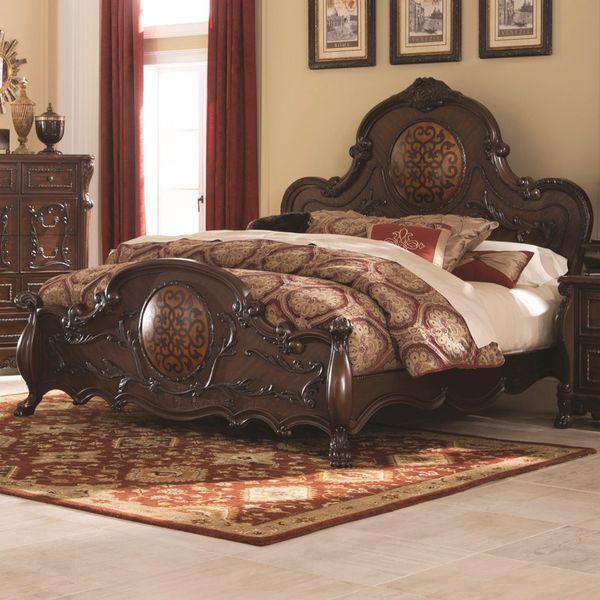 🐿Abigail Queen Bedroom Group!