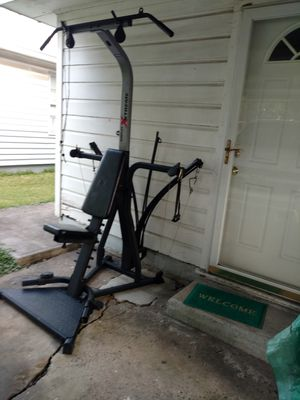 Workout machine, good condition for Sale in Pasadena, TX