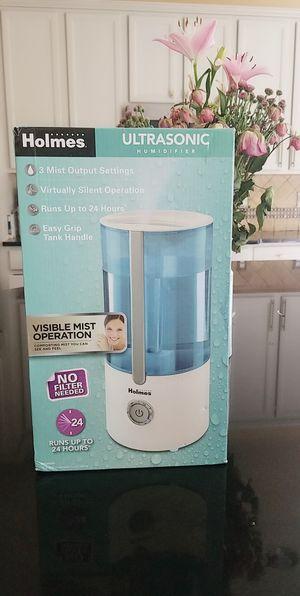 ultrasonic humidifier for Sale in Tucker, GA