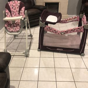 Baby Chair End Baby Trend for Sale in Fort Pierce, FL