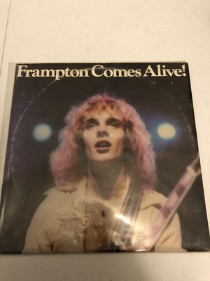 Frampton comes alive vinyl record for Sale in Portland, OR