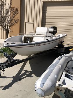 1995 21 Ft Astro center Console boat for Sale in Corona,  CA