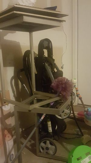 Double stroller used once for Sale in Stafford, TX