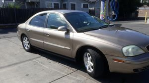 2002 Mercury Sable Low Miles Great Commuter for Sale in Red Bluff, CA