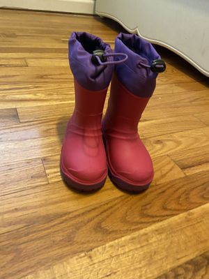 Girls boots size 8 toddler for Sale in Maryland Heights, MO