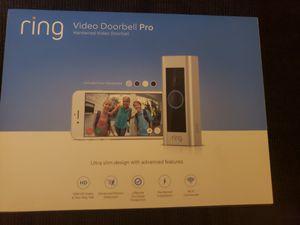 Ring Video Doorbell Pro 1080P Brand New for Sale in Norwalk, CA