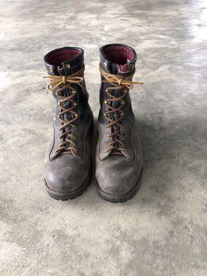 Men's Danner Leather Work Boot Size 11 for Sale in Puyallup, WA