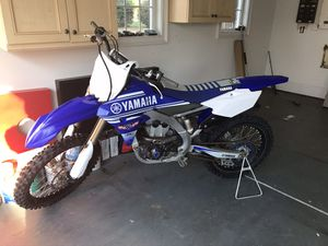 2017 Yamaha YZ 250 F for Sale in Denver, NC