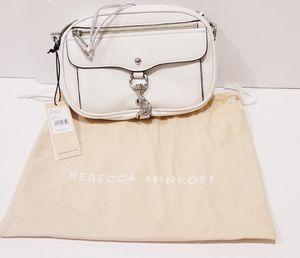 NEW Rebecca Minkoff Women's Blythe Crossbody Leather Cross Body Bag for Sale in Tacoma, WA