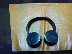 Sony - WH-CH500 Wireless On-Ear Headphones - Black for Sale in WARRENSVL HTS, OH