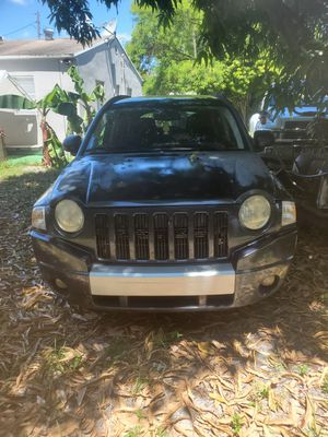 2008 jeep compass parts or whole car for Sale in Miami, FL