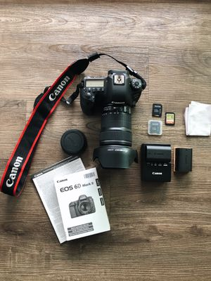 Canon 6D Mark II + Stuff for Sale in Portland, OR