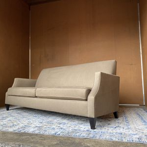 Crate & Barrel Sofa - FREE DELIVERY for Sale in Lake Oswego, OR