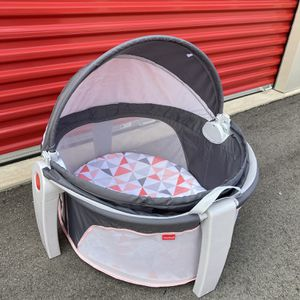 Fisher Price On-The-Go Baby Dome for Sale in Traverse City, MI