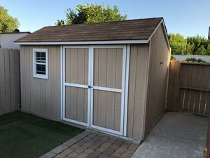 Wood Shed for Sale in Chino, CA