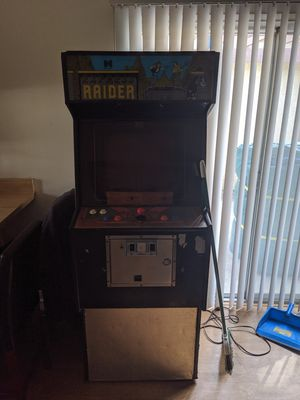 Express Raider Arcade game for Sale in Bakersfield, CA