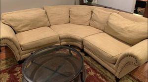 3 piece sectional couch for Sale in Atlanta, GA