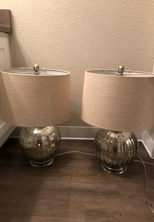 Gold lamps for Sale in Lynnwood, WA