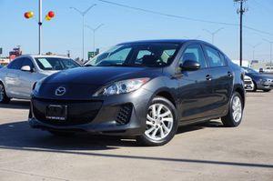 2012 Mazda Mazda3 for Sale in Irving, TX