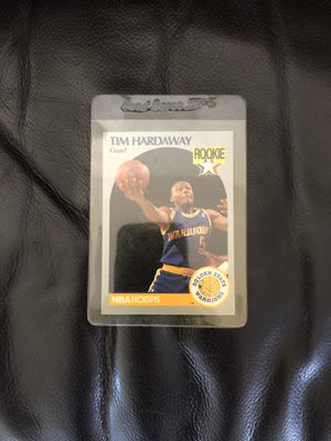 Hardaway rookie card for Sale in Culver City, CA