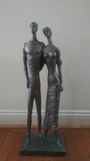 Couple figurine austin production for Sale in McDonogh, MD