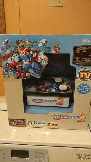 MegaMan 2 plug-n-play, great collectors piece, new in box never opened. for Sale in Madison Heights, VA