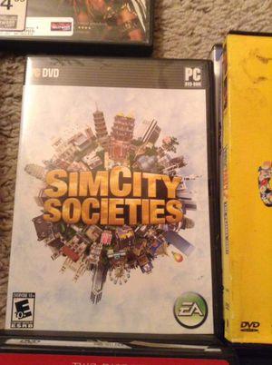 Sim City Societies for Sale in Santa Monica, CA