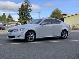 2009 Lexus IS 250 Sport for Sale in Tacoma, WA