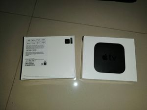 Apple tv 32gig (newest) for Sale in Mexicali, MX
