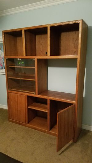 Entertainment center for Sale in San Marcos, CA