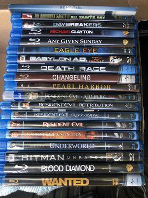 Blu Ray Lot $20 for Sale in Coconut Creek, FL