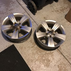 """Jeep 17"""" Wheels, (Patriot or Cherokee) for Sale in North Olmsted, OH"""