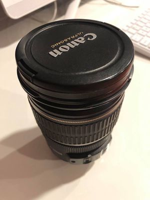 Canon 17-55mm lens - like new - paid $999+ for Sale in Miami, FL