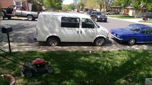 Chevy Astro for parts only for Sale in Denver, CO