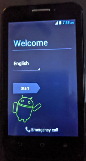 NEW, ZTE Avid 4G N9120 factory LOCKED cellphone for Spring for Sale in Baton Rouge, LA