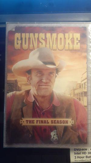 GUNSMOKE THE FINAL SEASON for Sale in Tacoma, WA