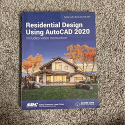 Residential Design Using AutoCAD 2020 for Sale in Kent,  WA