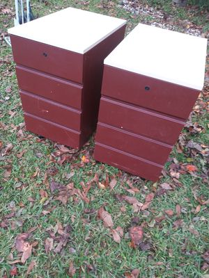 File cabinet or nite stand .17 x 24 x 28inch tall.. 300 other items. look under sellers other items for Sale in Atlanta, GA