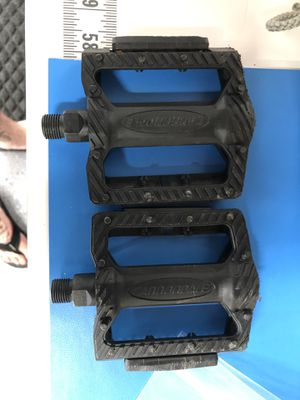 Cannondale Bike Bicycle Pedals Platform 9/16 for Sale in Kirkland, WA