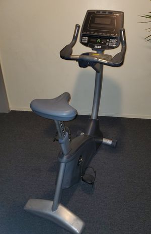Cybex 750C Upright Stationary Exercise Bike Fitness Bike Bicycle for Sale in Santa Monica, CA