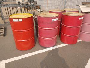 Drums/Barrels for Sale in Fresno, CA