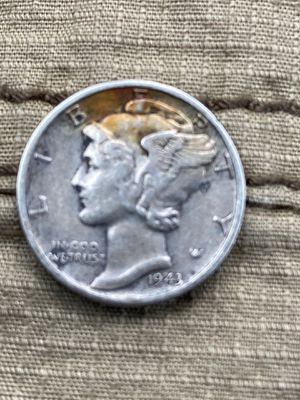 1943 liberty dime for Sale in Graham, NC